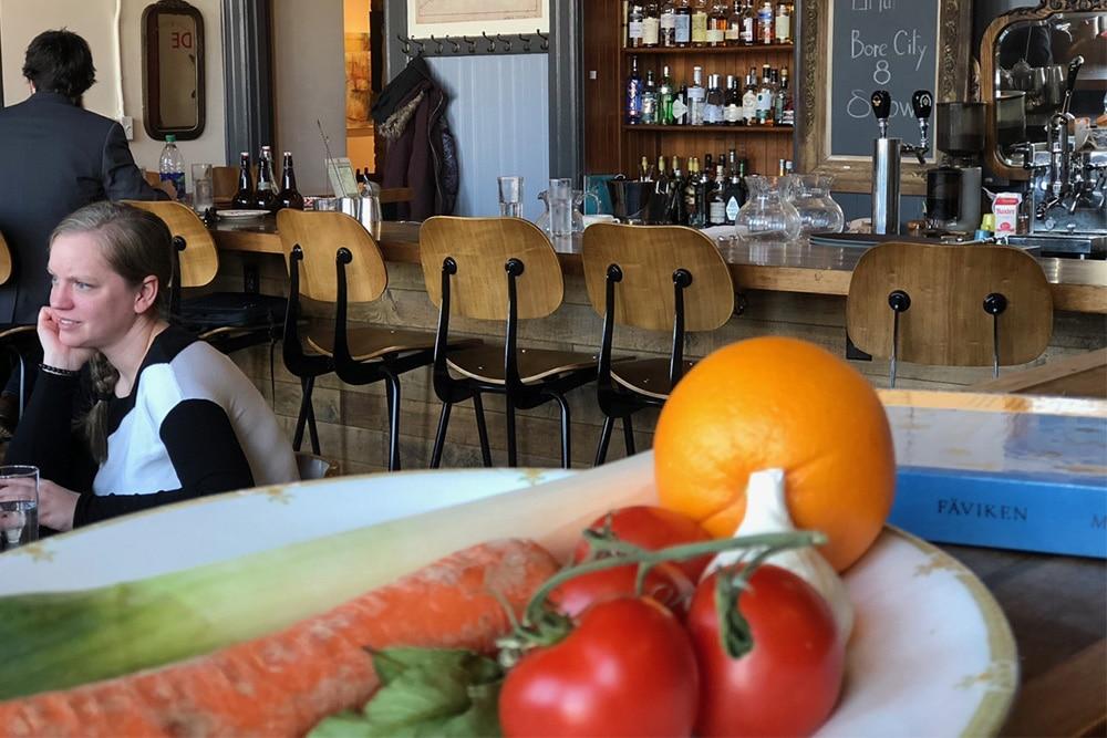 Les Brumes du Coude, une cuisine de bistrot à Moncton