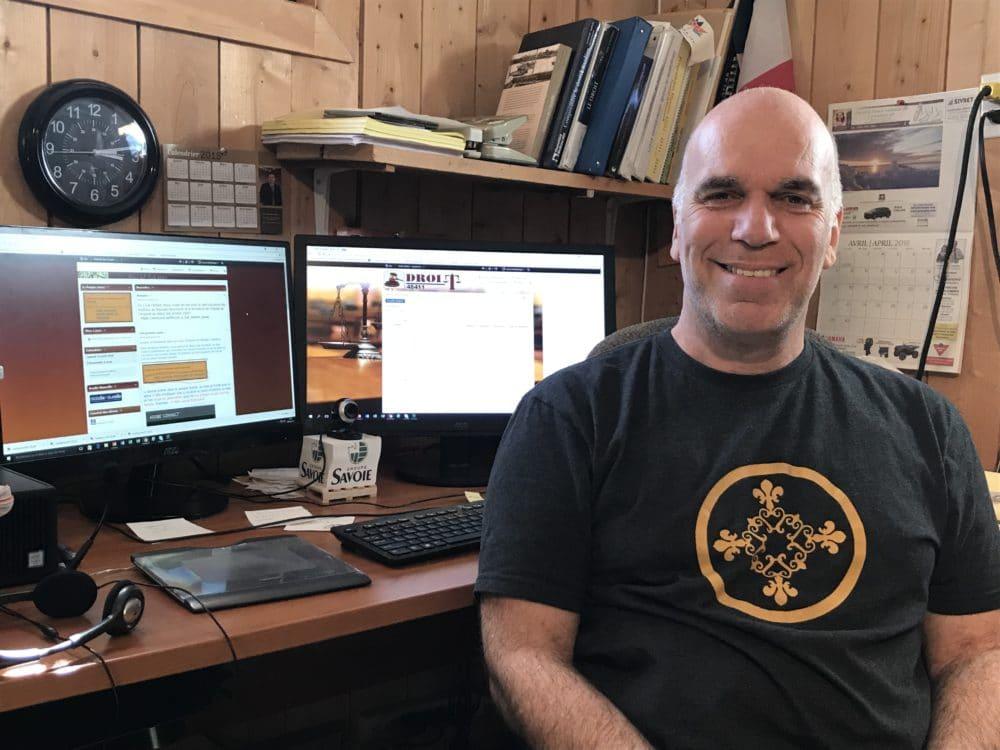 L'enseignement de l'histoire de l'Acadie en ligne