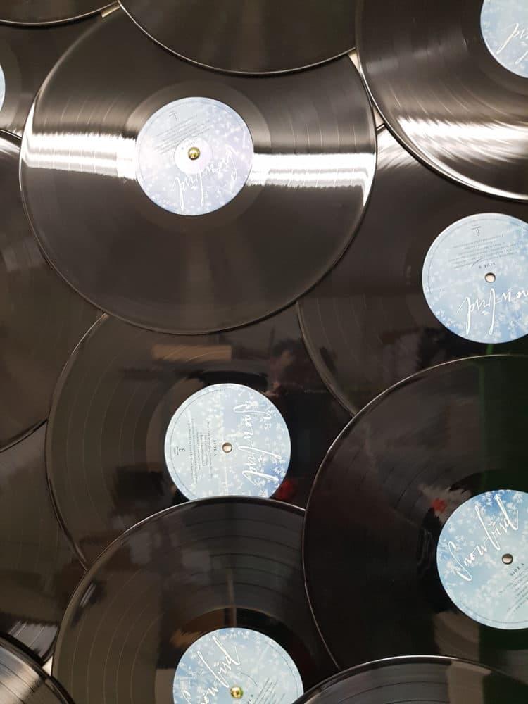 Nostalgique du vinyle