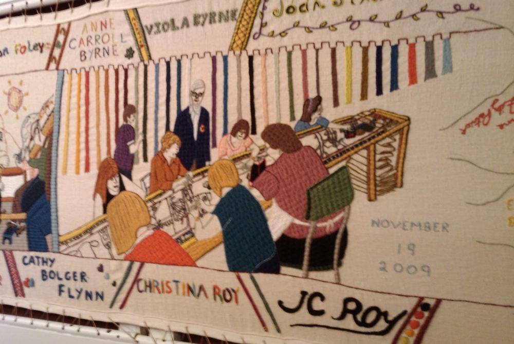 Fiches pédagogiques | La tapisserie du French Shore