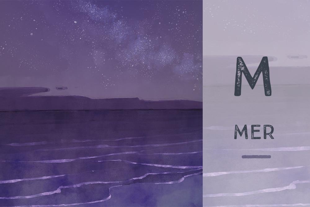 M pour MER