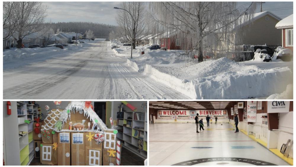 À Labrador City, des francophones presqu'au Pays du Père Noël