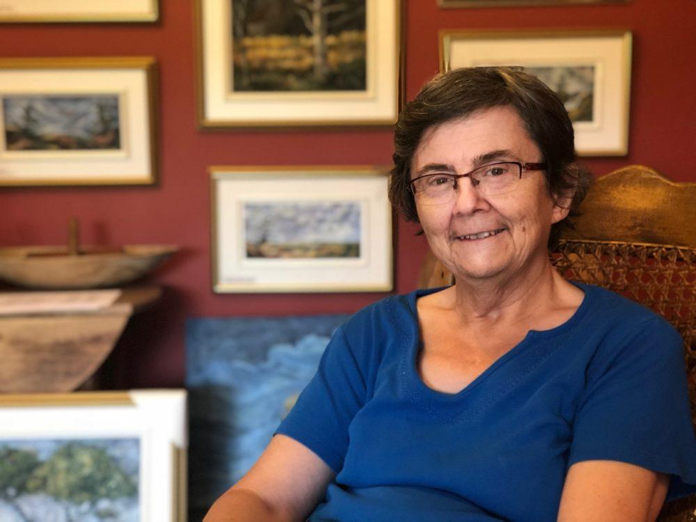 Arts visuels : June Deveau, peintre des traditions acadiennes