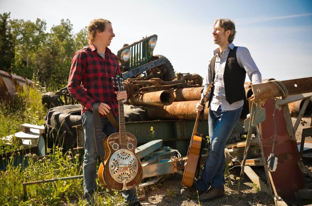 Acadie : la playlist … à écouter en boucle !