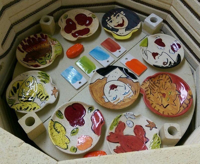 La poterie raku: un vrai show de boucane!