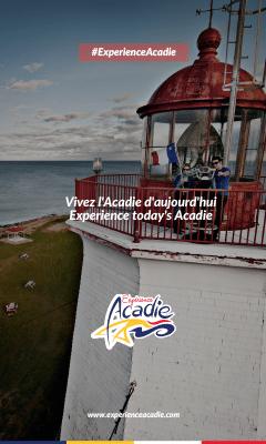 Expérience Acadie petit encart