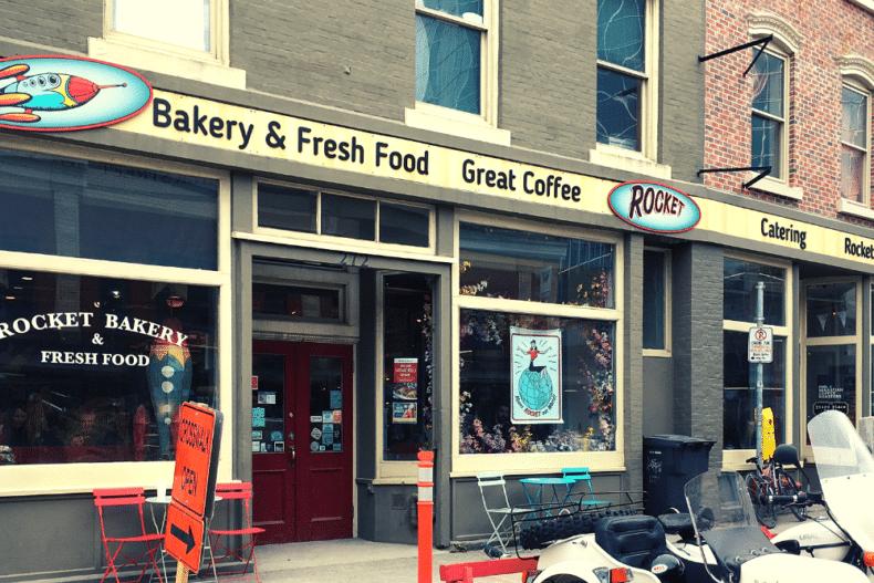 Rocket Bakery à Saint-Jean, on y croque et on y craque !