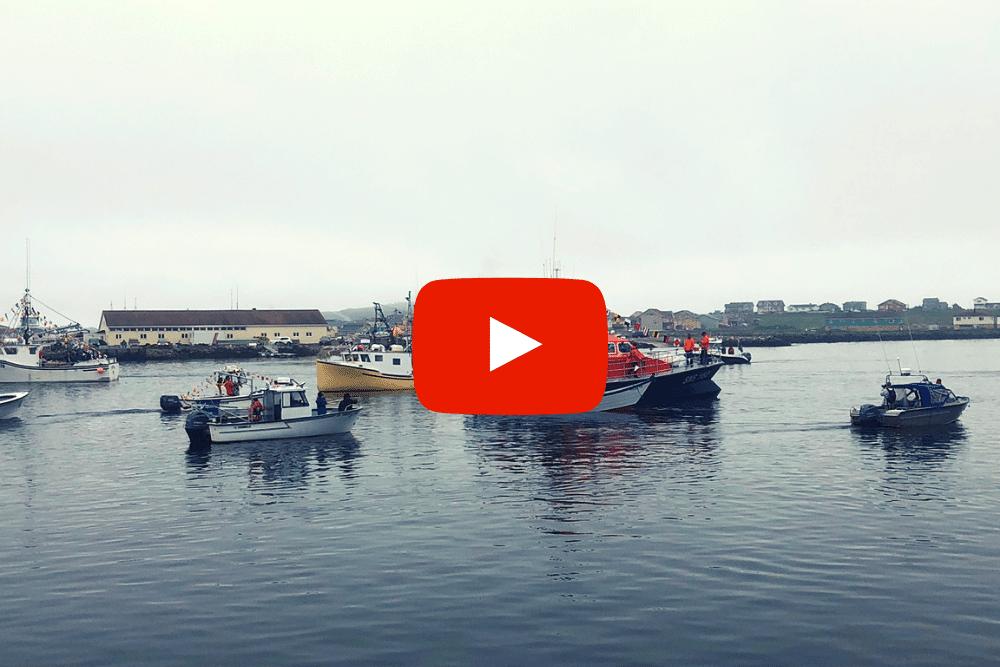 Saint-Pierre et Miquelon : la fête des marins 2019