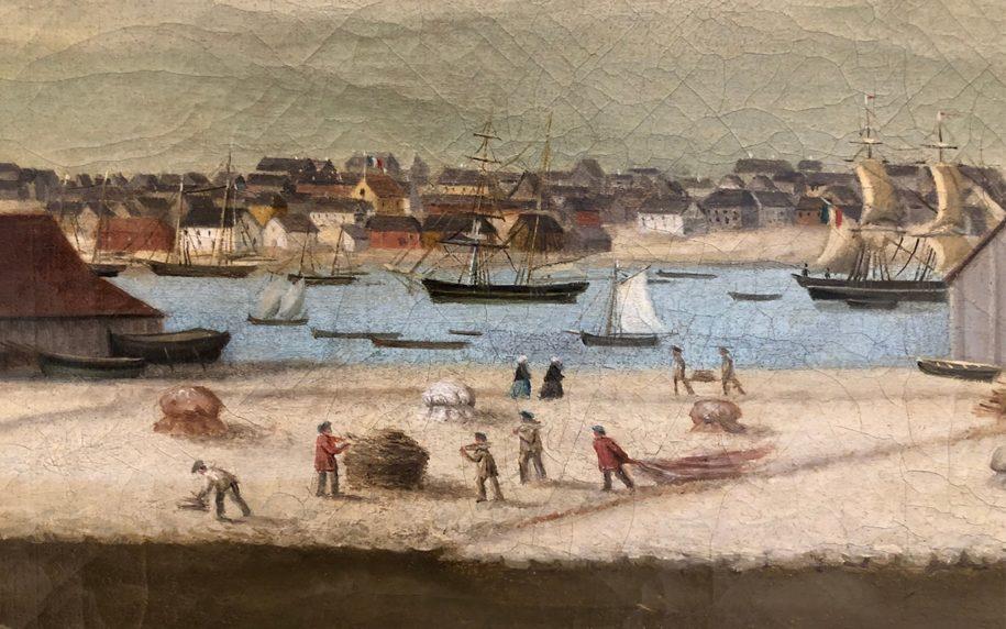 Expo Joseph Lemoine : le regard d'un peintre du 19ème siècle sur Saint-Pierre et Miquelon