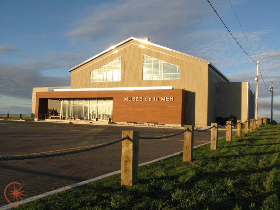 Le Musée de la Mer: vivre les Îles de la Madeleine