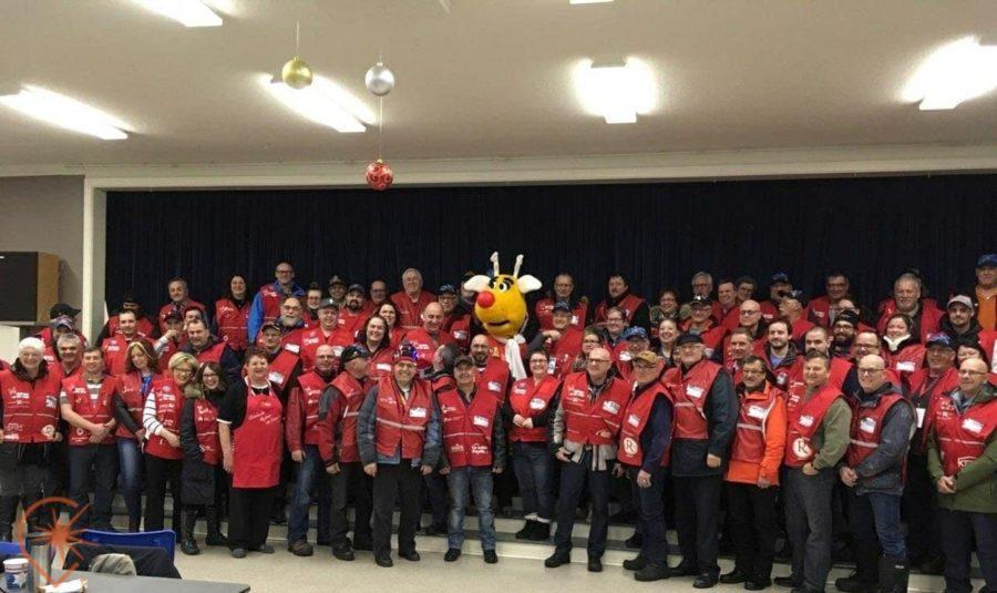Opération Nez Rouge: bénévoles au volant