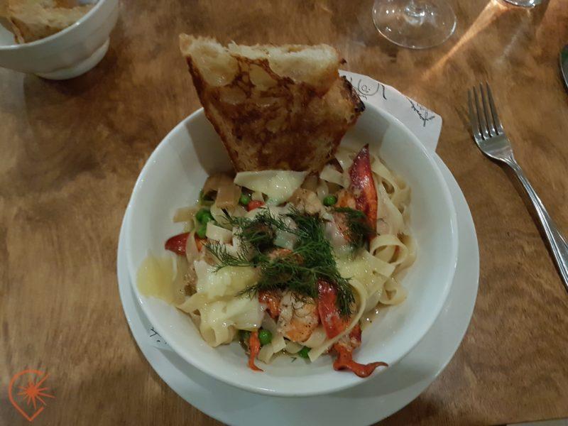 Bien manger à Halifax