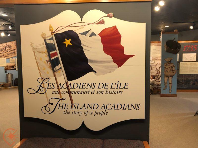 Le Musée acadien de l'Île-du-Prince-Édouard: une oeuvre de mémoire