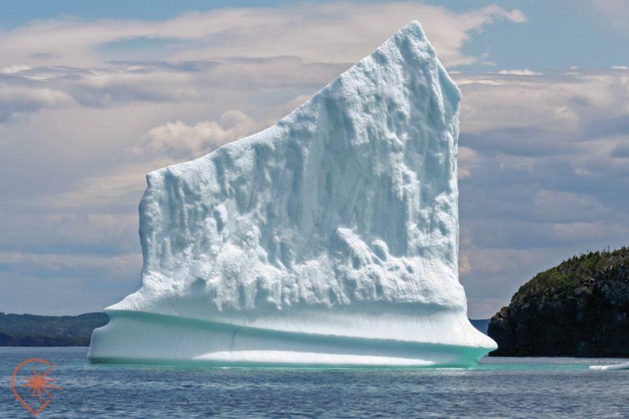 Les icebergs arrivent!